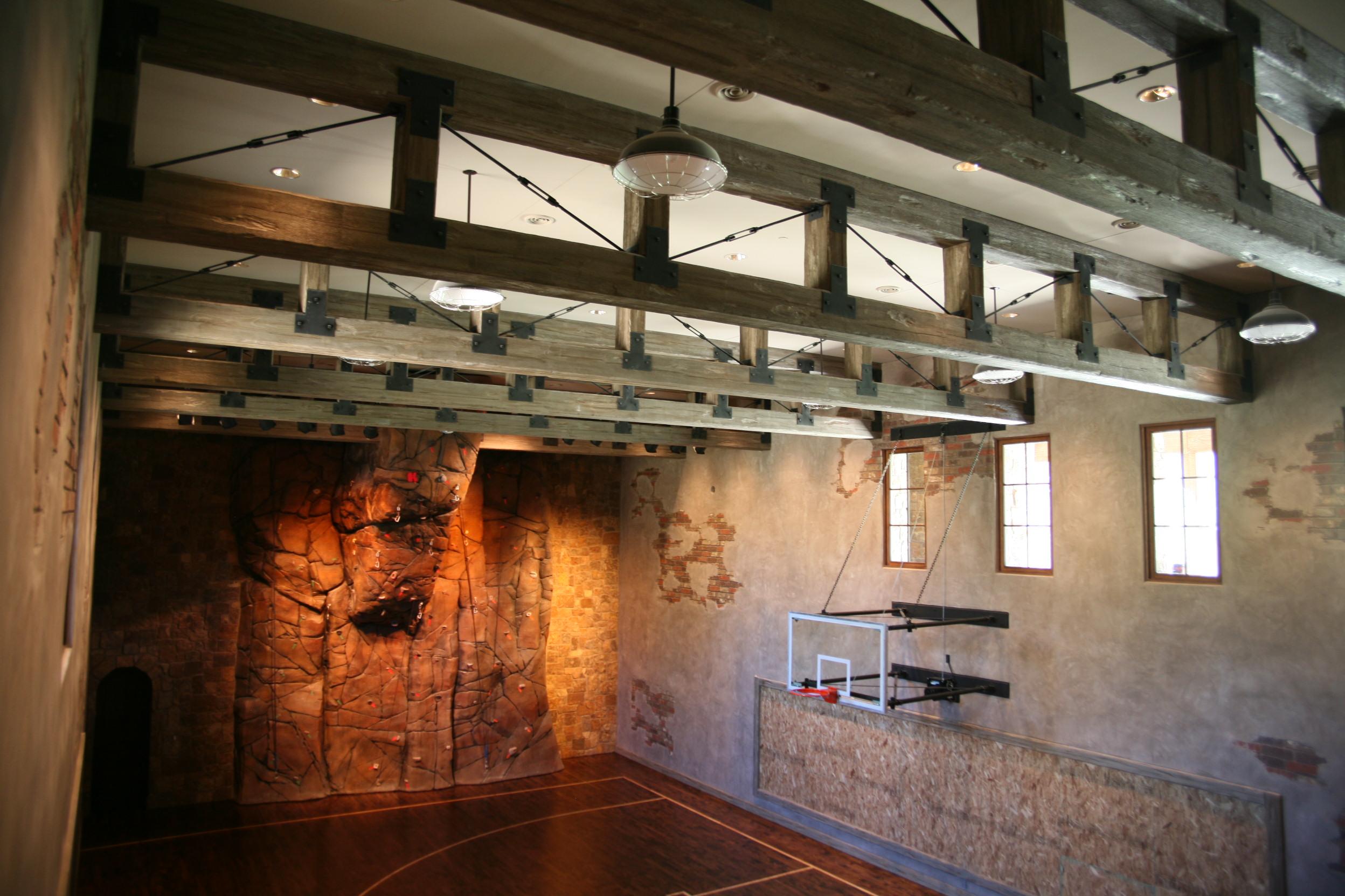 Beam & Timber Hardware | Custom Ironwork, Residential ...