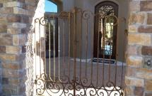 Courtyard Gate GA1840