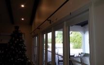 Curtain Rod and Brackets CR3033