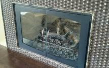 Fireplace Screen FS2321