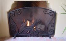 Fireplace Screen FS2324