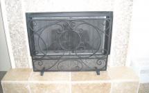 Fireplace Screen FS2332