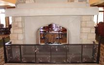 Fireplace Screen FS2318