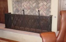 Fireplace Screen FS2334