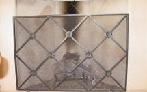 Fireplace Screen FS2328
