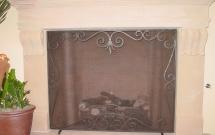 Fireplace Screen FS2330