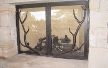 Fireplace Screen FS2317