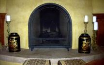 Fireplace Screen FS2331