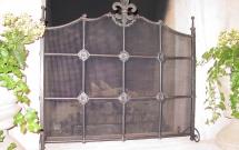 Fireplace Screen FS2325