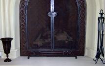 Fireplace Screen FS2326