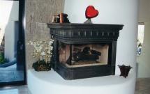 Fireplace Screen FS2320