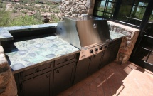 Outdoor Kitchen & BBQ OK9056