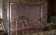 Fireplace Screen FS2323