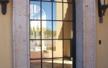 Arched Entry Door AD2068