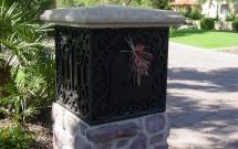 Custom Mailbox MB1025