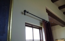 Hammered Curtain Rod CR3030